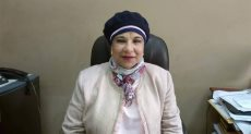 الدكتورة سامية حسين رئيس مصلحة الضرائب العقارية