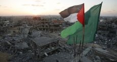 الحرب على غزة  - أرشيفية