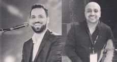 حسام صدام ونشوان طلال