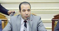 النائب أحمد بدوى، وكيل لجنة الاتصالات بمجلس النواب
