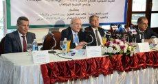 وزيرا لإنتاج الحربي والرياضة يشهدان توقيع بروتوكول انشاء صالة الجمباز