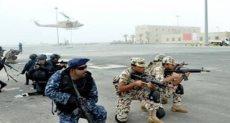 التدريب المصري البحريني المشترك