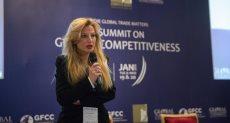 """نانسي المغربي رئيس مجلس إدارة """"جلوبال تريد ماترز"""""""