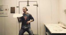 مهارات في صناعة البيتزا