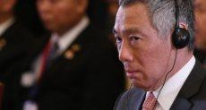 رئيس وزراء سنغافورة لي هسين لونج