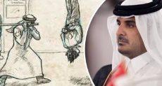 التعذيب في سجون قطر