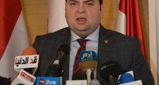 محمد أمين الحوت عضو الجمعية المصرية اللبنانية