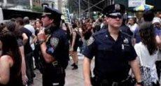 شرطة دالاس الأمريكية