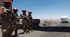 معبر حدودي في اليمن
