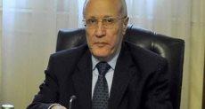الدكتور محمد سعيد العصار، وزير الدولة للإنتاج الحربي