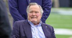 بوش الاب -  ارشيفية