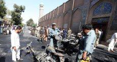 تفجير مسجد في أفغانستان - أرشيفية