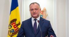 رئيس مولدوفا