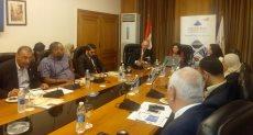 لقاء المجالس التصديرية اليوم مع بنك مصر