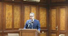 الدكتور خالد العناني وزیر الآثار