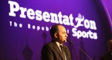 محمد كامل رئيس شركة بريزنتيشن