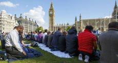 المسلمين فى بريطانيا