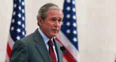 الرئيس الأمريكى الأسبق جورج دبليو بوش