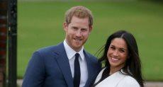 الأمير هارى وزوجته ميجان ماركل