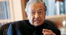 مهاتير محمد  - رئيس الوزراء الماليزى