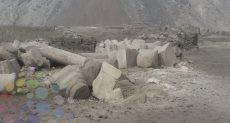 الأراضي الأثرية