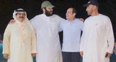 قادة الرباعي العربي