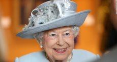 الملكة إليزابيث ملكة بريطانيا