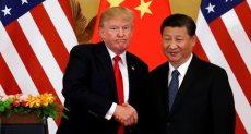 ترامب ونظيره الصينى