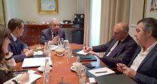 وزير التجارة يلتقي مسؤولي اوشان الفرنسية