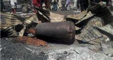 تفجير نيجيري