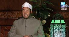 الدكتور محمدعبد السميع أمين الفتوي بدار الإفتاء