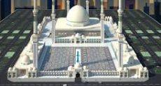 مسجد العاصمة الادارية الجديدة