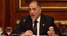 الدكتور عبد الهادي القصبى، رئيس لجنة التضامن الاجتماعى