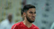 ناصر ماهر لاعب النادى الأهلى