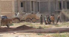 الحرب فى طرابلس