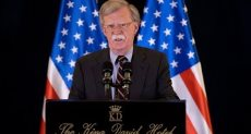 جون بولتون مستشار الأمن القومى للرئيس الأمريكى