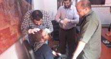 هشام عشماوي الإرهابي لحظة القبض عليه
