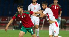 منتخب المغرب ونظيره التونسى