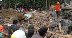 زلزال-صورة ارشيفية