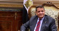 النائب طارق رضوان رئيس لجنة لشئون الأفريقية بمجلس النواب