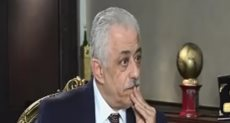 طارق شوقى وزير التعليم