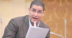 النائب محمد أبو حامد وكيل لجنة التضامن الاجتماعى بمجلس النواب