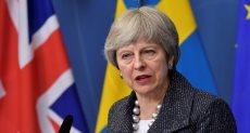 تيريزا ماي رئيس الوزراء البريطانية
