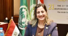 هبة يوسف رئيس قطاع العلاقات الثقافية الخارجية