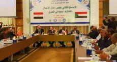 اجتماع مصري سوداني مشترك