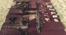 التفاصيل الكاملة لمقتل 11 إرهابيا بأسيوط