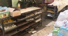مصانع حلاوة المولد المخالفة