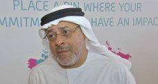 حسين جاسم النويس رئيس صندوق خليفة