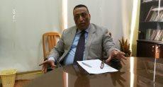 الدكتور ممدوح المصرى عميد كلية الآداب بجامعة طنطا