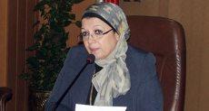 النائبة ماجدة نصر الله عضو لجنة التعليم بمجلس النواب